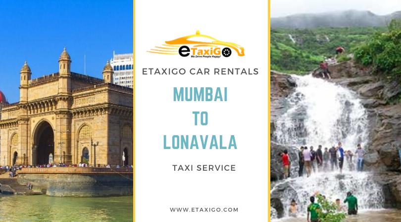 Mumbai to Lonavala Taxi Service