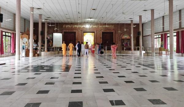 Iskon Temple Chandigarh